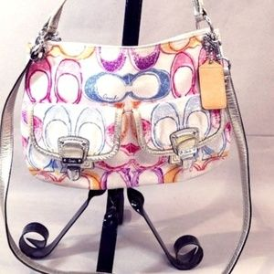 COACH Poppy Dream C Multicolor Hippie K1193-19030